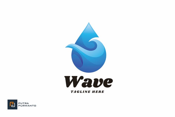 Thumbnail for Wave - Logo Template