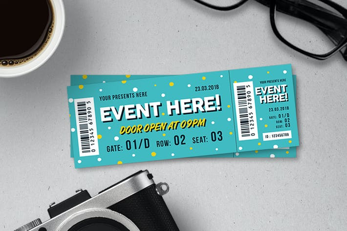Cover Image For Event Ticket