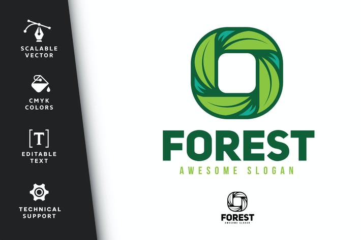 Thumbnail for Forest Logo