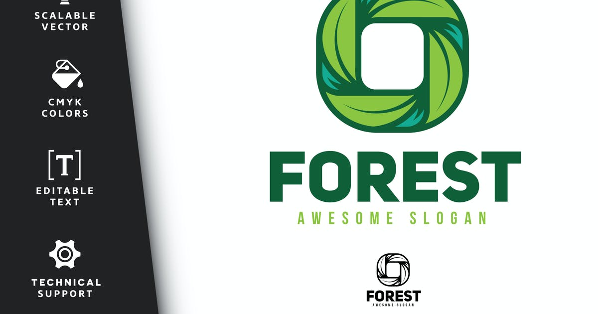 Download Forest Logo by Scredeck