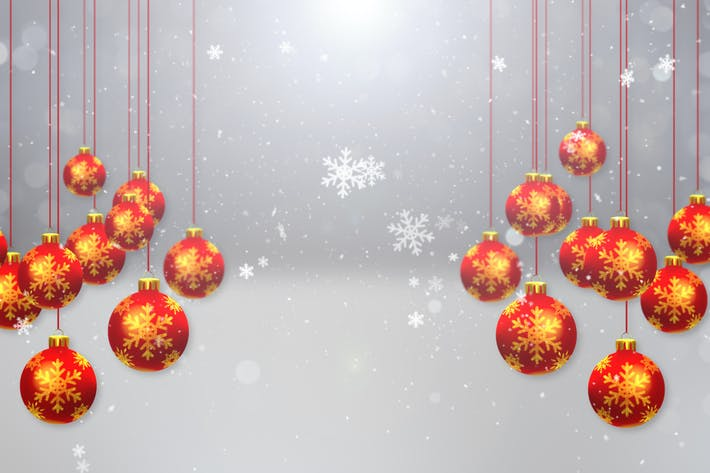 Thumbnail for Christmas Baubles 3