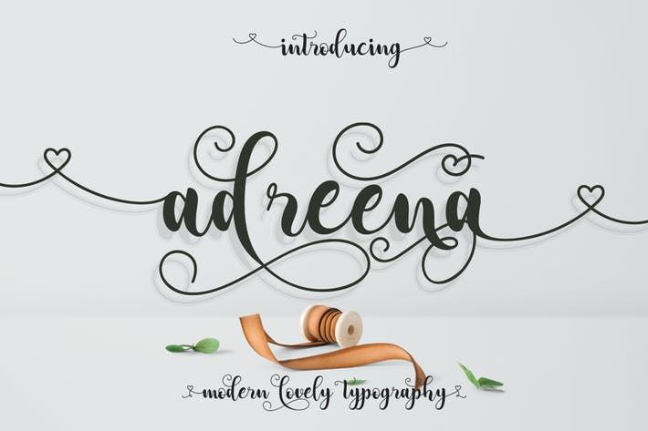 Thumbnail for Adreena Script