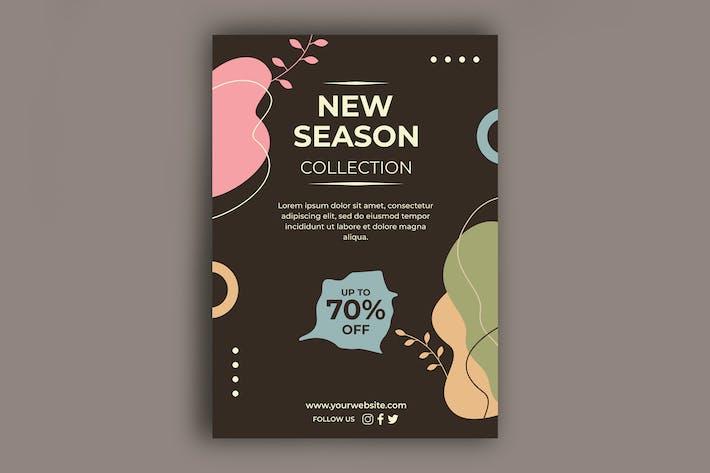 Season Sale Poster