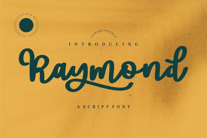 Thumbnail for Raymond   Fuente de script