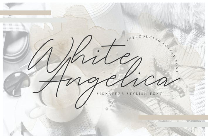 Thumbnail for White Angelica Signature