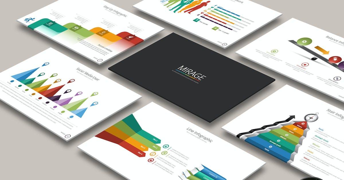 Download MIRAGE Powerpoint by Artmonk