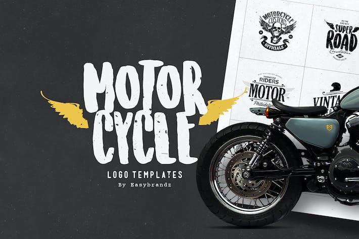 Thumbnail for Modèles de Logo de moto