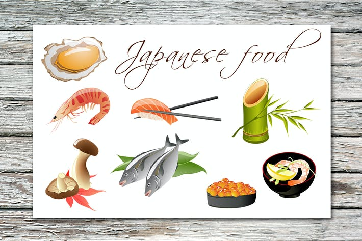 Thumbnail for Traditional Japanese Food