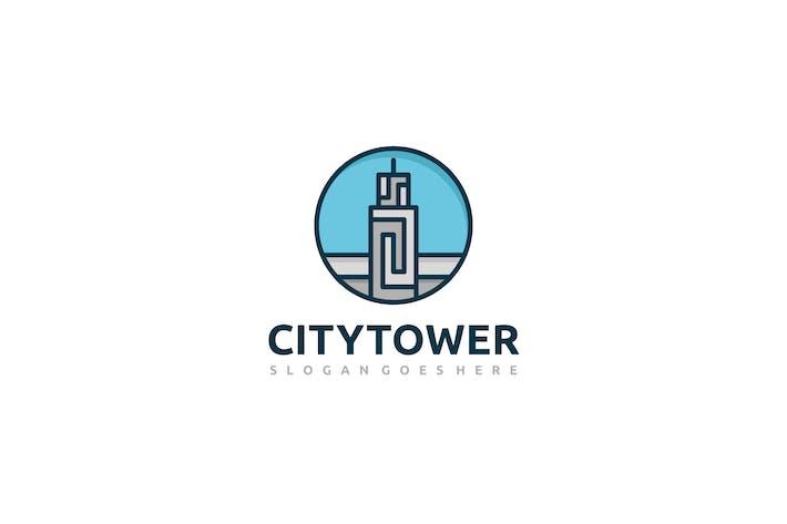 Thumbnail for City Tower Logo