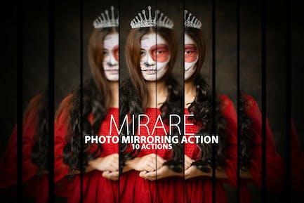 Mirare Photo Mirroring Action Set