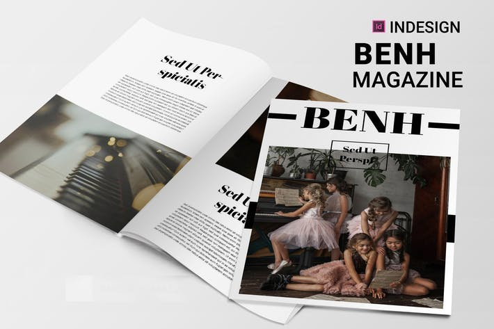 Thumbnail for Benh | Magazine