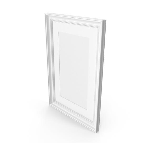Thumbnail for Тонкая деревянная картинная рамка
