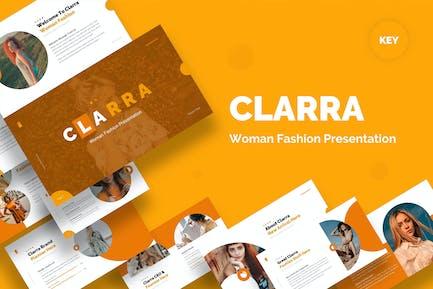 Clarra Женская мода - Keynote
