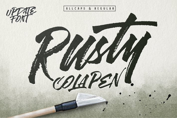 Thumbnail for Rusty Cola Pen (Update)