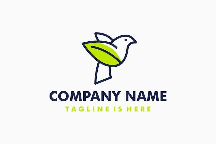 Thumbnail for Bird Leaf Logo
