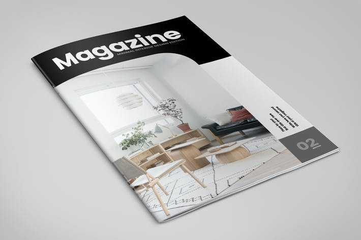 Thumbnail for Minimal Interior Design Magazine
