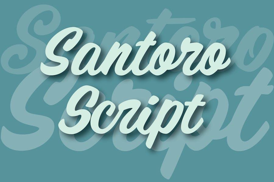 Santoro Script