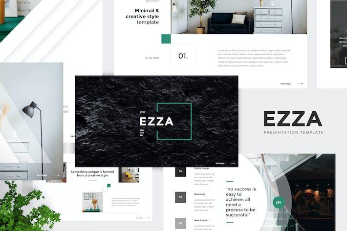 Thumbnail for Ezza - Минимальная презентация мебели
