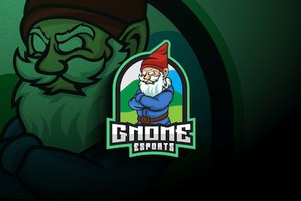Gnome Esports - Mascot & Esport Logo