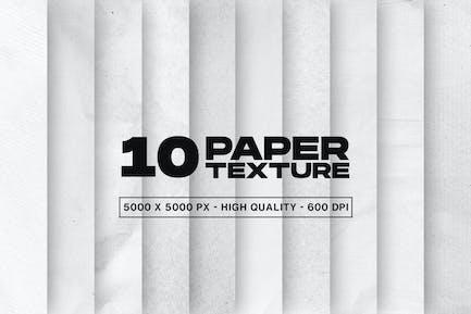 10 Paper Textures