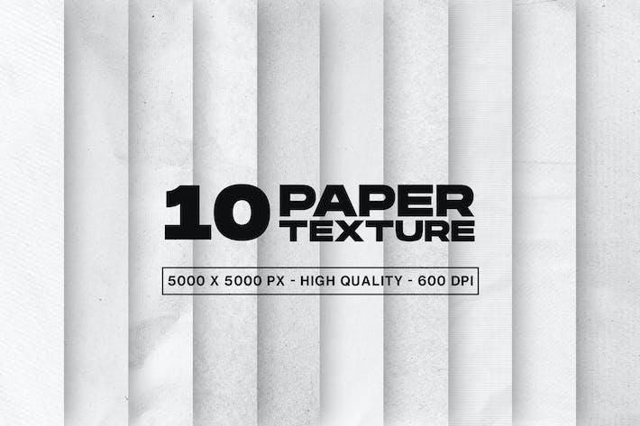 10 texturas de papel