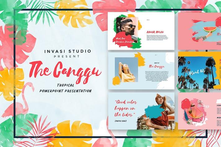 CANGGU-PowerPoint Media Kit