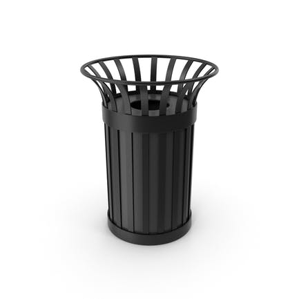 Recycle Bin Black