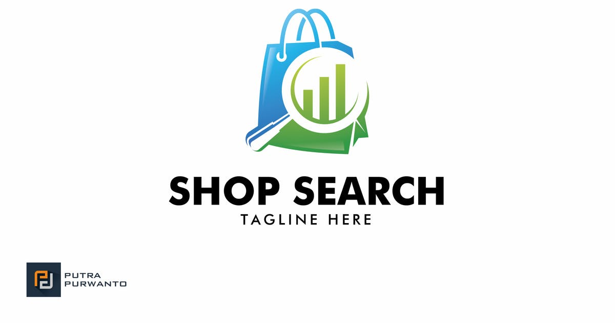 Download Shop Search - Logo Template by putra_purwanto