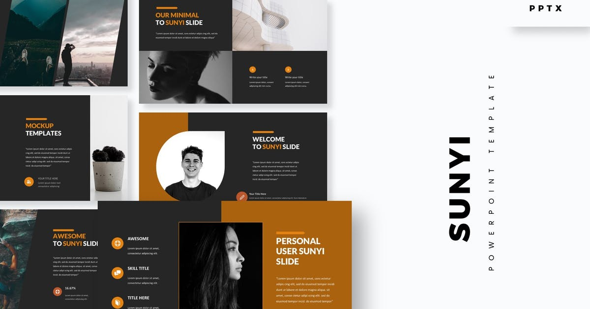 Download Sunyi - Powerpoint Template by aqrstudio