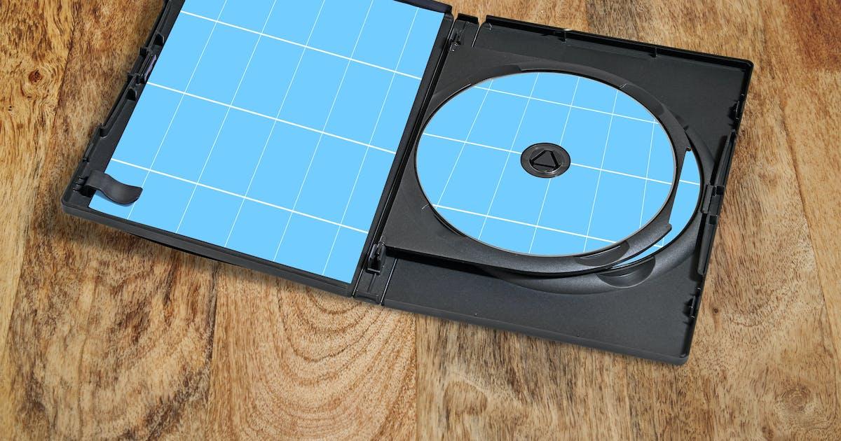 Download DVD/CD packaging_Mockup_02 by pbombaert