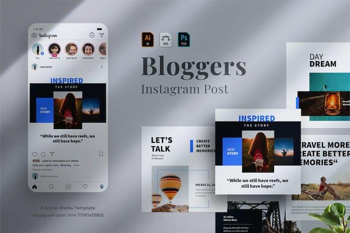Thumbnail for Bloggers Instagram post 01