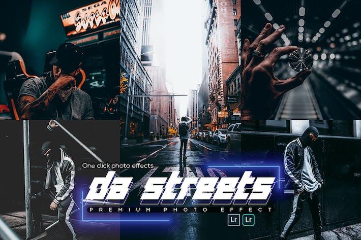 Thumbnail for Da Streets Lightroom Presets