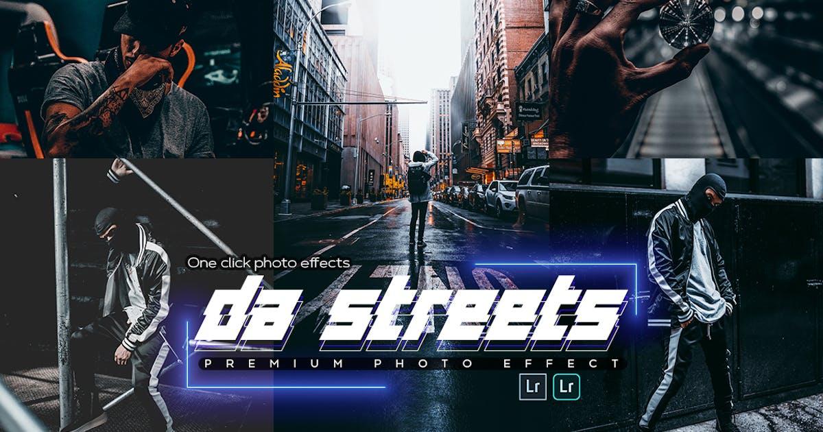 Download Da Streets Lightroom Presets by SupremeTones