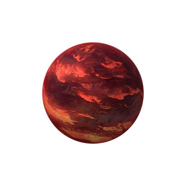 Thumbnail for Alien Planet