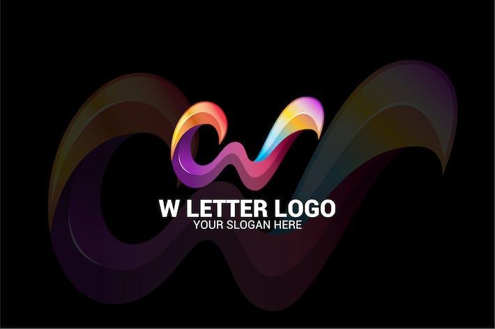 Thumbnail for W LETTER LOGO