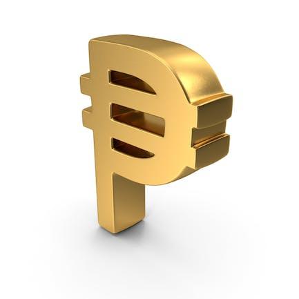 Icono del Logo de Peso