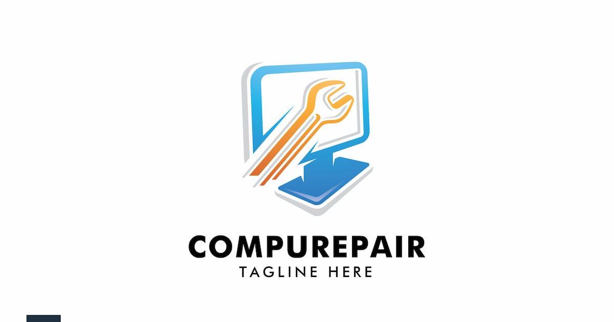 Download Compurepair - Logo Template by putra_purwanto