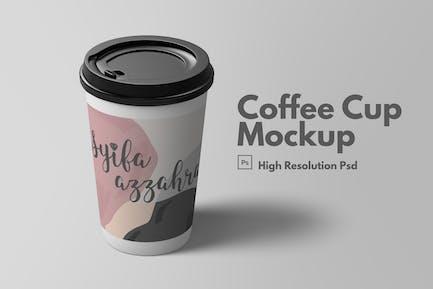 Coffee Cup Mockup V.1