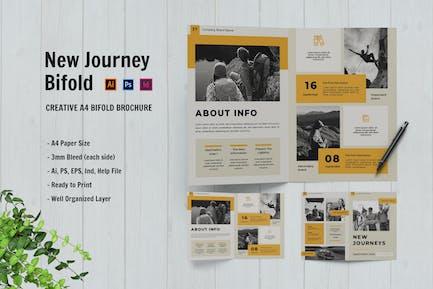 New Journey Bifold Brochure