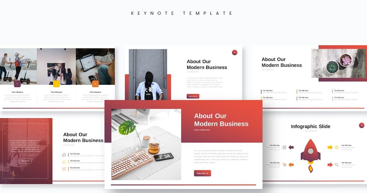 Download Seriza - Keynote Template by aqrstudio