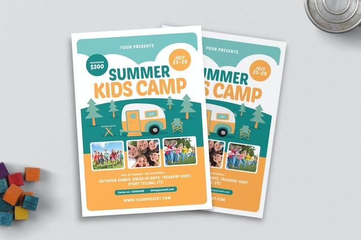 Thumbnail for Camp d'été pour enfants