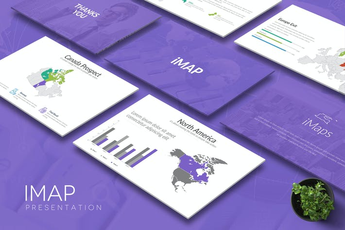 iMAP Powerpoint Template