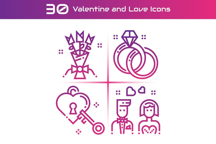 Thumbnail for Валентина и любовь Иконки