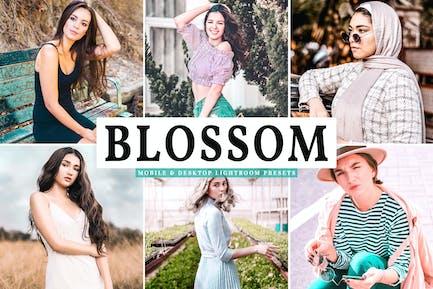 Blossom Mobile & Desktop Lightroom Presets