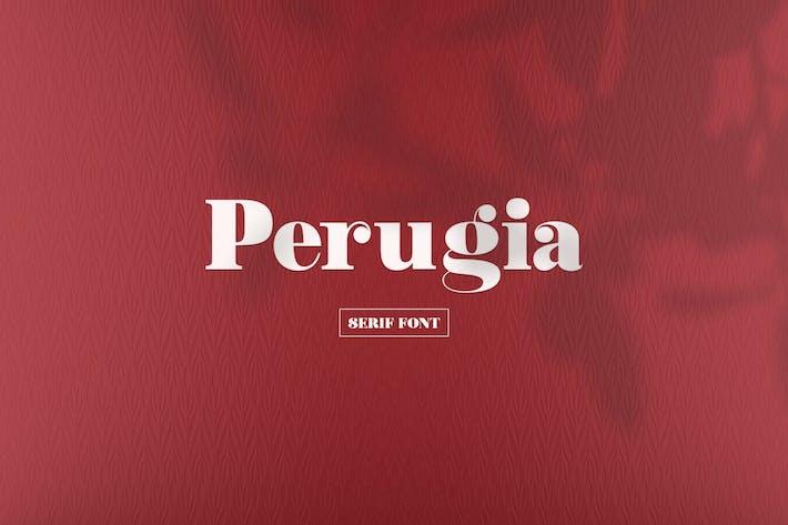 Thumbnail for Perugia - Fuente Con serifa