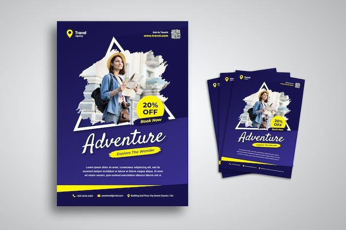 Adventure Flyer