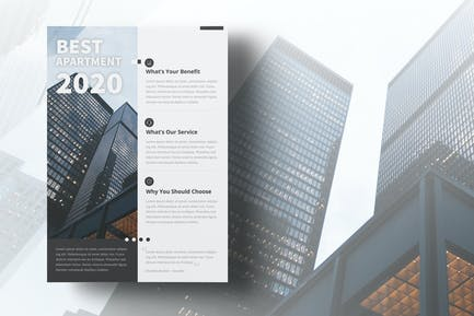 Apartment Business Flyer