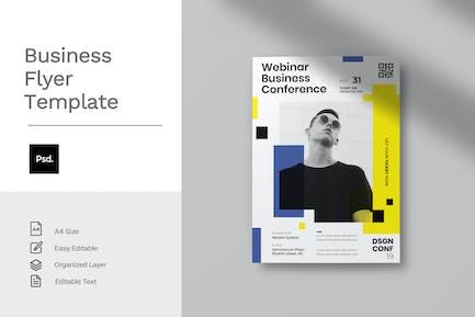 Business - Flyer Template Vol.47