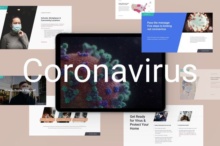 Thumbnail for Coronavirus Covid 19 Presentation