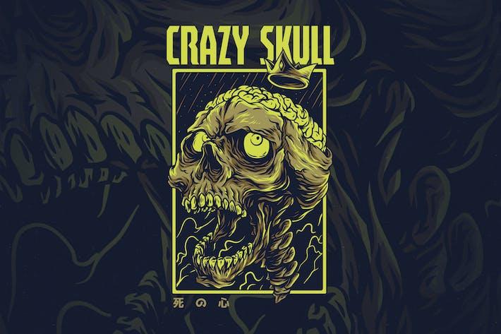 Thumbnail for Crazy Skull Ver 2